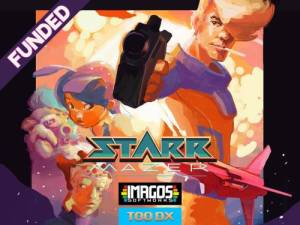 Starr Mazer Funded